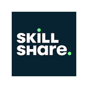 Skillshare - Best Online Course Website