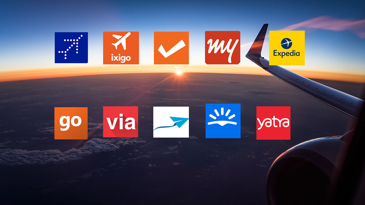 Cheapest flight booking app