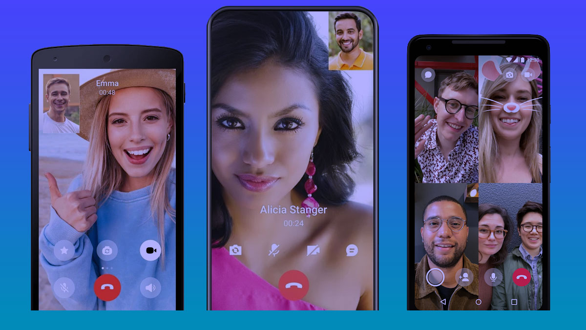 best video calling app free video chat app