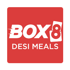 BOX8 Order Food Online Food Delivery App