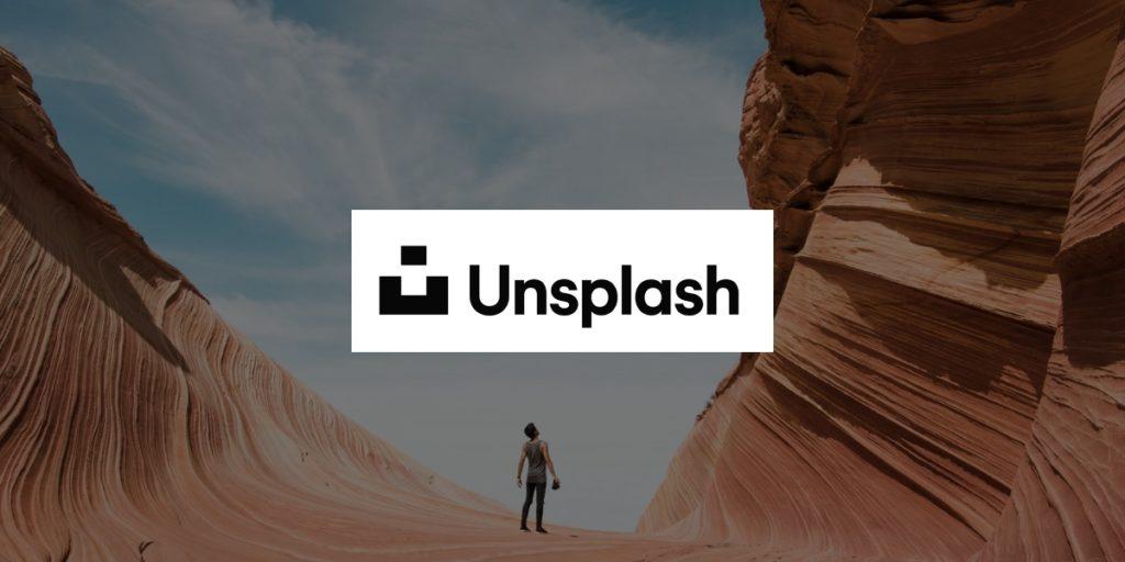 Unsplash - Fully copyright free images
