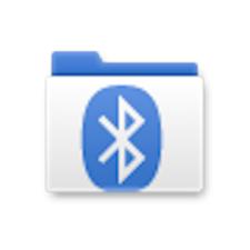 Bluetooth file transfer app