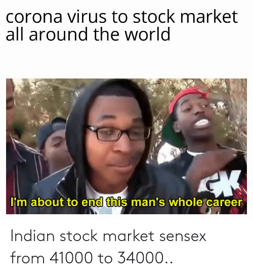 Stock market memes in India