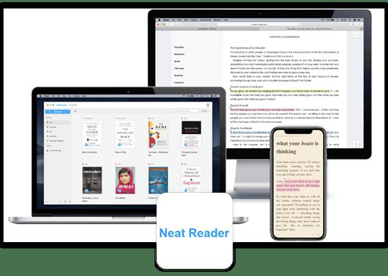 Neat Reader ePub Reader