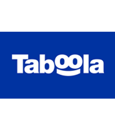 Taboola ad network for publisher