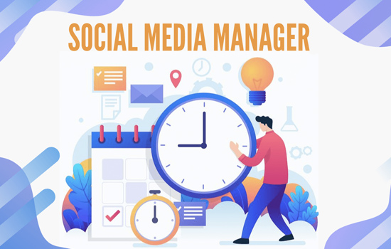 become a social media manager