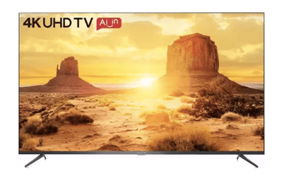Best Android Smart 4K TV In India
