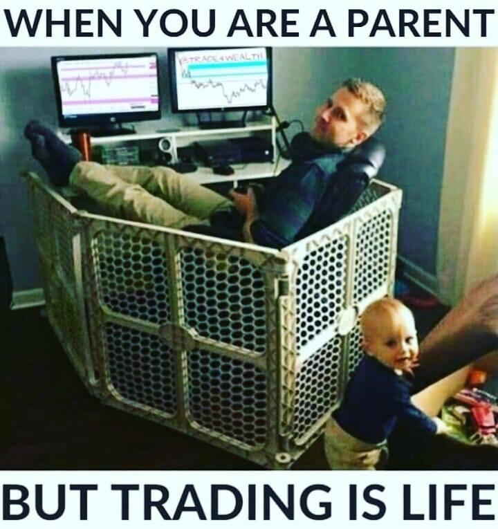 stock market meme