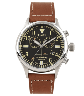 Timex is a well known brand in India