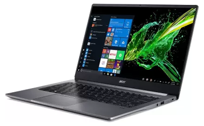 Acer Swift 3 - A great SSD laptop