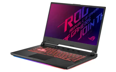 Best gaming laptop with SSD storage