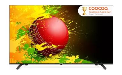 Coocaa 4k smart LED TV In India