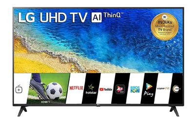 LG 4k smart LED TV