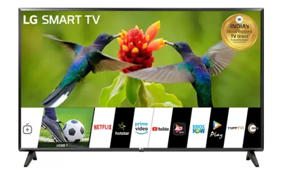 Best 32 inch smart TV from LG