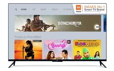 Mi 4 Pro 4k smart android TV