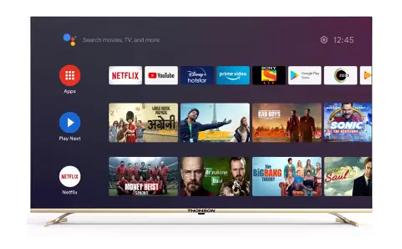 Thomson 4k android LED TV