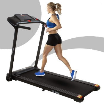 Fitkit FT98 carbon Motorized Treadmill