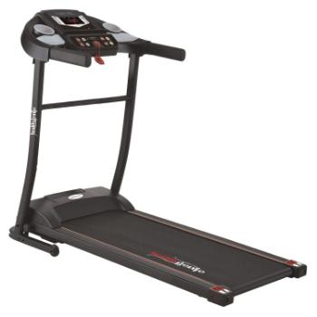 Healthgenie 2.5 HP Peak Motorized Treadmill