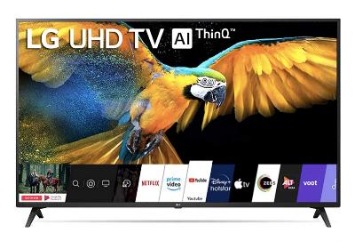 LG inches 4K LED TV