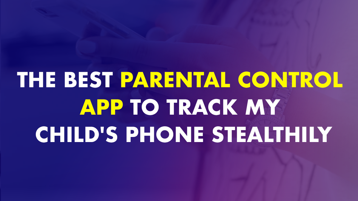 Parental Tracking App