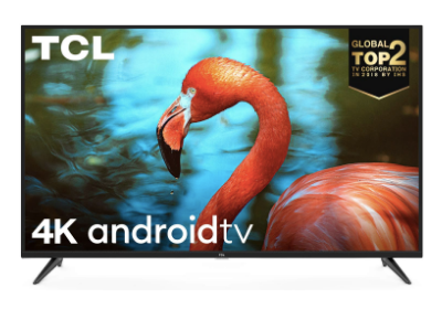 TCL 65 inches 4K LED TV