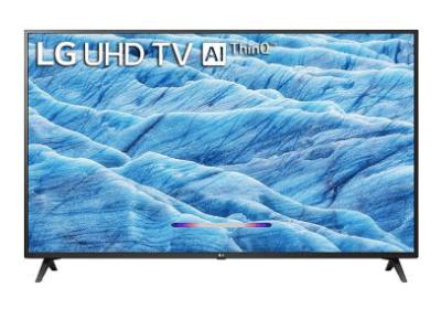 LG 4K Smart LED TV