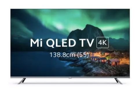 MI Q1 QLED TV In India