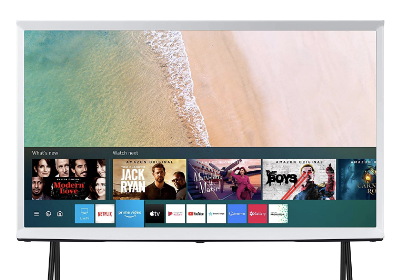 Samsung The Serif Series 4K Smart TV