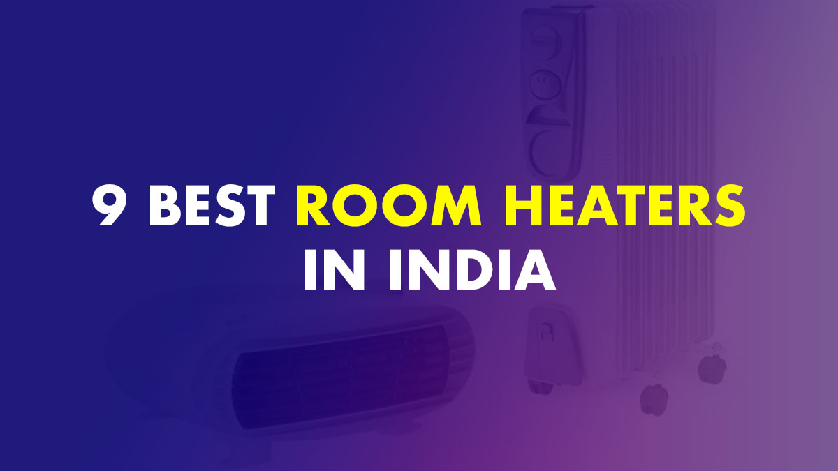 Room Heaters In India