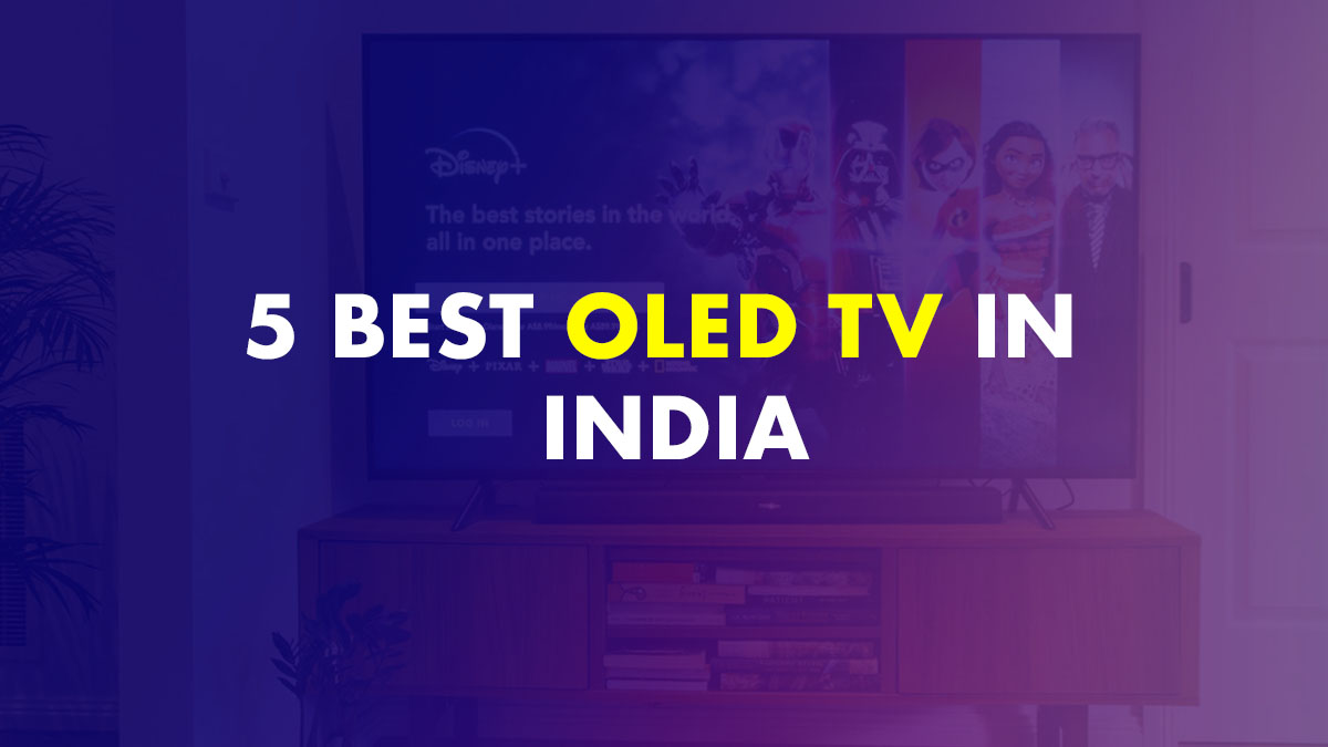 OLED TV In India