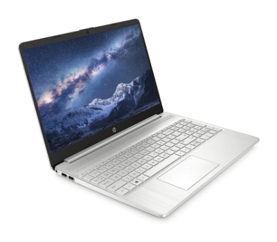 HP 15s Ryzen 3 15.6 inch Laptop