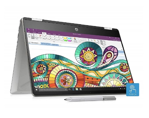 HP Pavilion x360 - One Of The Best Laptops Under 1 Lakh