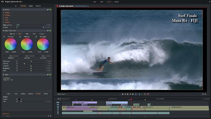 Lightworks - Best Video Editor Software