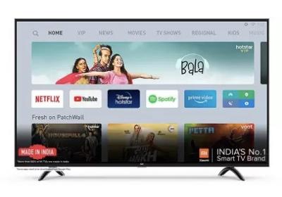 Mi 4A PRO - Best Smart TV Under 15000