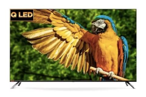Sansui 55 Inch 4K QLED TV