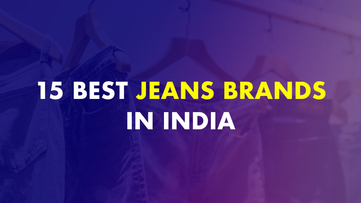 Best Jeans Brands For Men