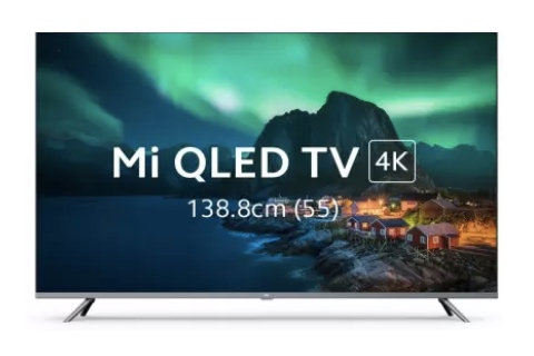 Mi Q1 QLED 4K Smart TV