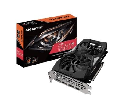 GIGABYTE Radeon RX 5500 XT OC 8 GB Graphics Card