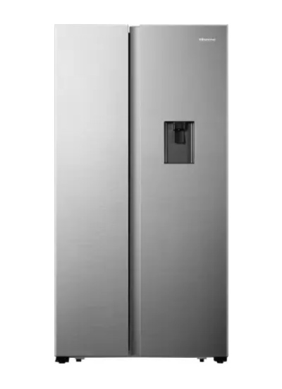 Hisense 566 L Frost Free Side by Side Refrigerator