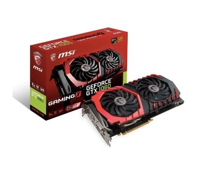MSI Computer GeForce GTX 1060 6 GB Graphics Card