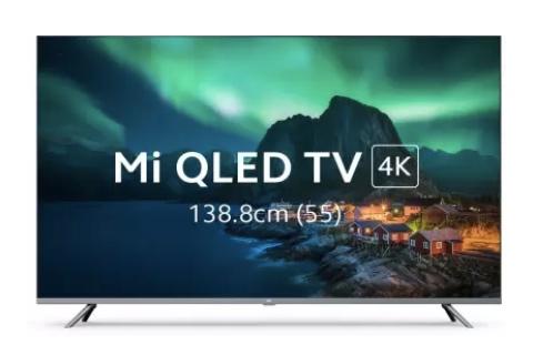 Mi Q1 55 Inch 4K Ultra HD Smart TV
