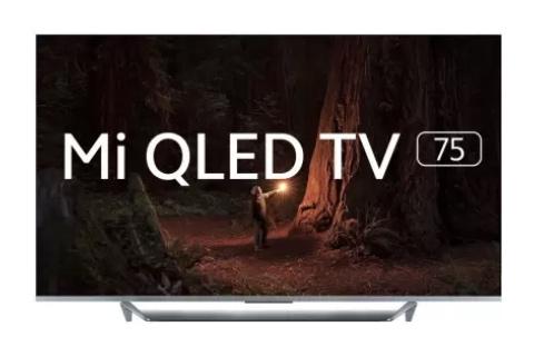 Mi Q1 75 Inch 4K Ultra HD Smart TV
