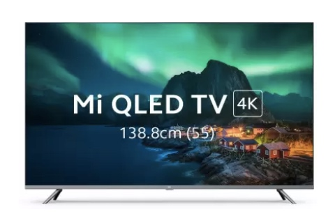 Mi Q1 55 Inch 4K QLED TV