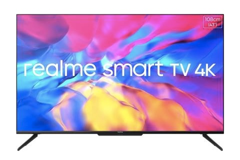 Realme 4K Smart Android TV
