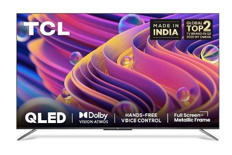 TCL 50 Inch 4K Smart TV