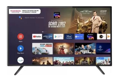 Thomson 9R Series 55 Inch 4K Smart TV