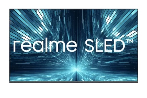 realme SLED 55 Inch 4K Android TV