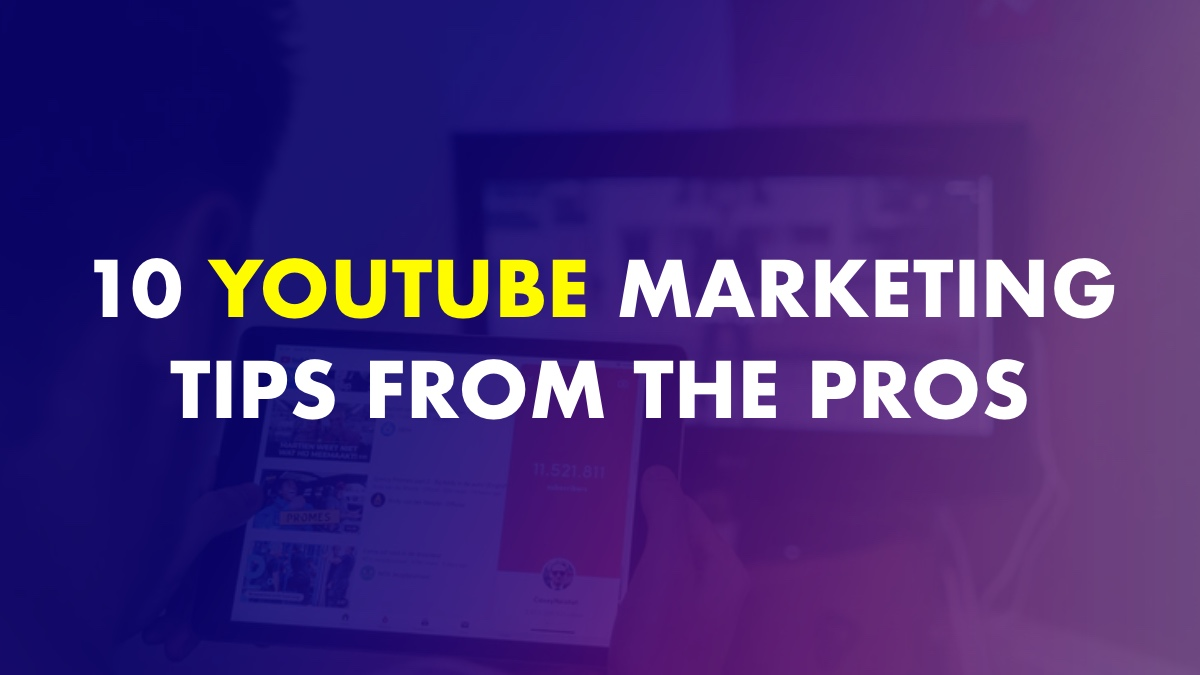 Youtube Marketing Tips To Grow