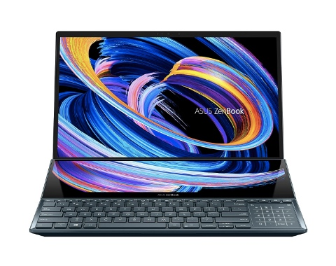 ASUS ZenBook Pro Duo 15 i9 Laptop